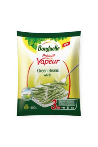 Žalios ankštinės pupelės VAPEUR BONDUELLE, 400g