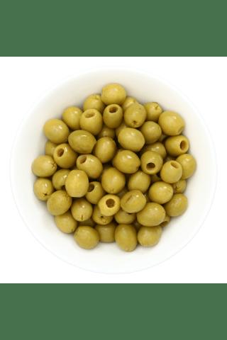 Naminės marinuotos žaliosios alyvuogės be kauliukų Casero, 1 kg