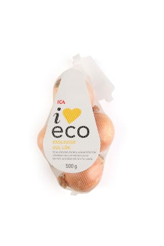 Svogūnai I LOVE ECO ICA, 500 g