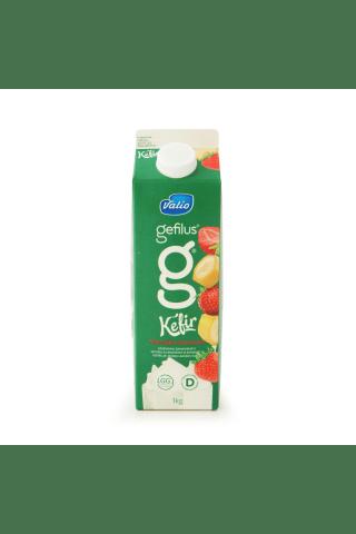 Kefīrs 2.5% Gefilus ar zem.ban.1kg