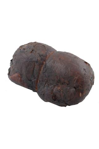 Dūmota cūkas gaļa sverama