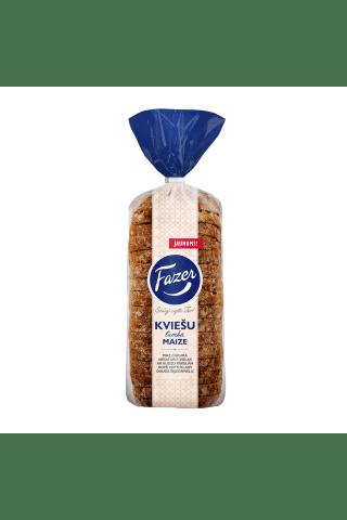 Tumšā maize Fazer kviešu 450g