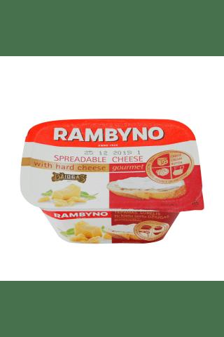 Kausēts smērējamais siers ar cieto sieru džiugas, žemaitijos 50% t. s.
