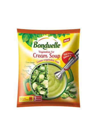 Žalioji sriuba BONDUELLE, 400g