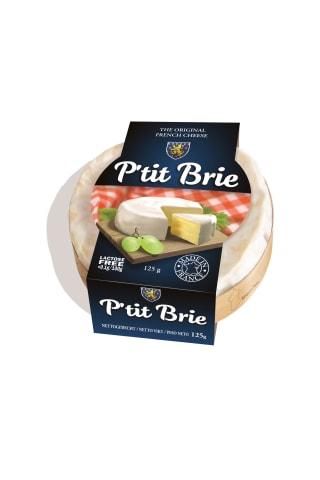 Siers P'tit Brie 125g