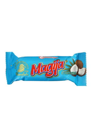 Glaistytas varškės sūrelis su kokosu MAGIJA, 23,8 % riebumo, 45 g
