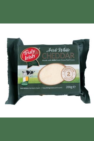Airiškas čederio sūris truly irish, 50 % riebumo sausoje medžiagoje, 200 g