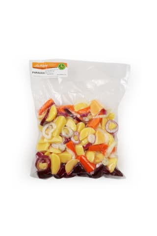 Svaigu dārzeņu maisījums Extra 1kg