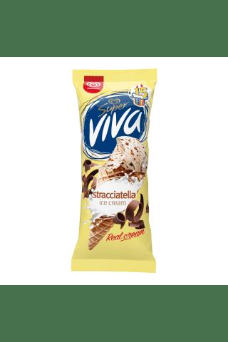 Saldējums Super Viva stracciatella 180ml