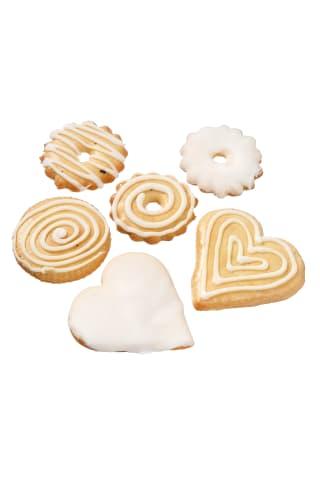 Dekoruoti sausainiai, 1 kg