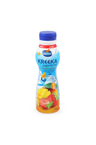 Dzeramais grieķu jogurts Alma mango zemeņu 275g