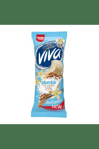 Saldējums Super Viva plombīrs 180ml