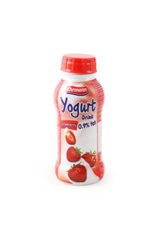 Dzeramais jogurts Ehrmann zemeņu 330g