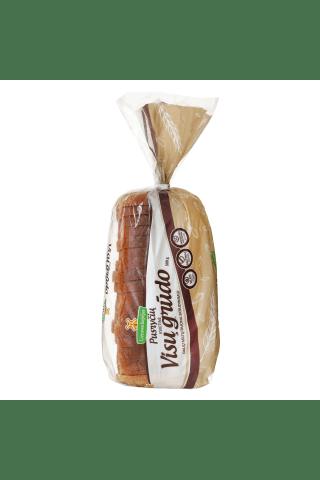 Kvietinė viso grūdo miltų duona skrudinimui TOTUM GRANA, 500 g