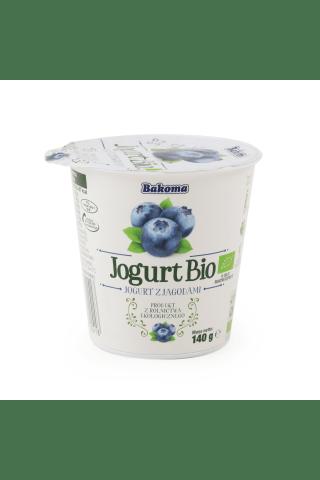 Jogurts ar mellenēm BIO 140g