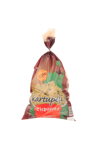 Kartupeļi sarkani, 2.5 kg , Liepsētas