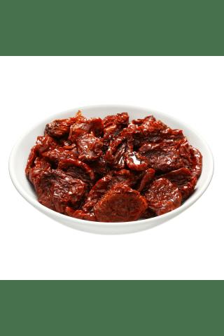 Saulėje džiovinti pomidorai aliejuje BURCU, 1 kg