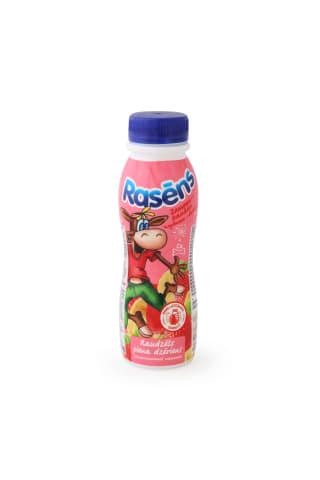Raudzēts piena produkts Rasēns zemeņu banānu 220g