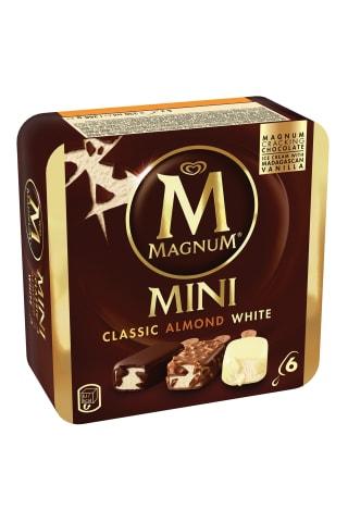 Saldējums Magnum Classic izlase 6x55ml