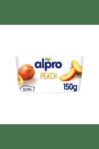 Jogurts Alpro sojas persiku 150g