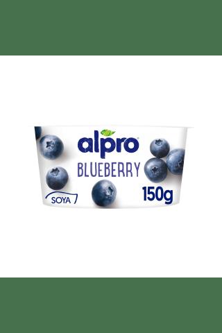 Jogurts Alpro sojas melleņu 150g