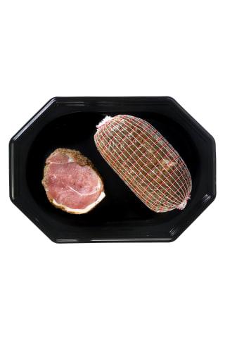 Sausai marinuotas kiaulienos mentės didkepsnis, 1 kg